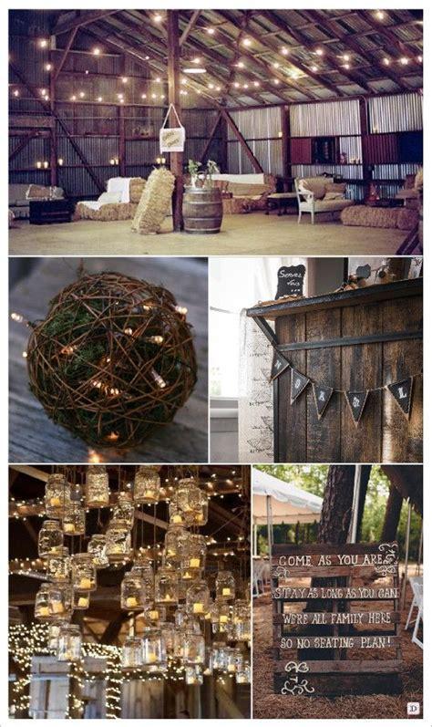 decoration mariage rustique vive le bois decoration