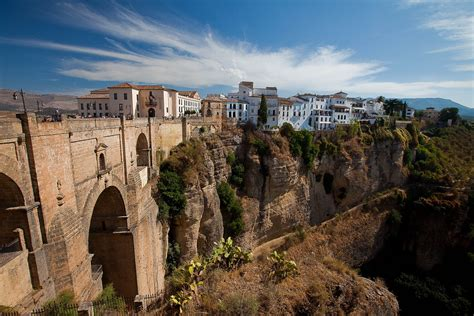 Puss In Boots Images Ronda Andalusia Spain Amazing Places