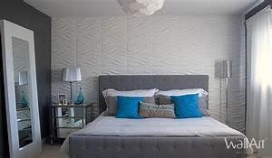 Idee Deco Tete De Lit : decoration chambre tete de lit ~ Melissatoandfro.com Idées de Décoration