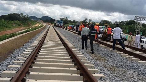 is the light rail running today test running of abuja light rail to start in november