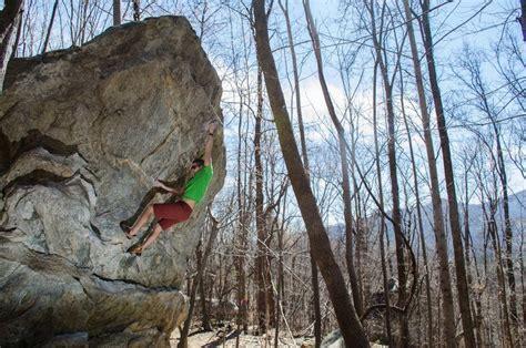 Rock Climbing Guide Brevard Pisgah National