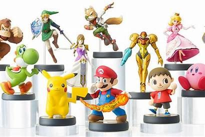 Nintendo Toys Amiibo Ons Profit Above Flipboard