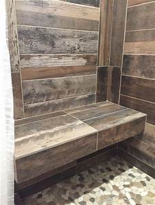 Best 25+ Wood tile shower ideas only on Pinterest Large