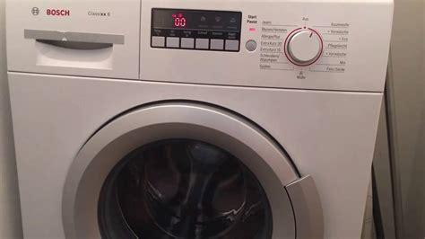 Bosch Waschmaschine Fehler Löschen by Bosch Trockner Fehlermeldung Fehlermeldung Beh Lter