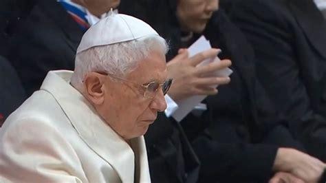 il y a un an au vatican kerviel et le pape françois les benoît xvi entre paroles et silence cath ch