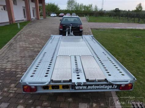 Noleggio Carrello Porta Auto by Noleggio Carrello Trasporto 1500 2000 Kg Cargo Trailer
