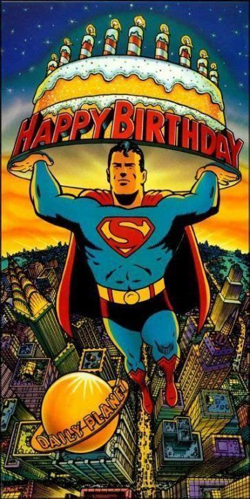happy birthday superman happy birthday