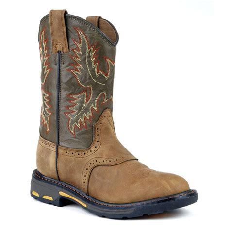 boot barn work boots ariat kid s workhog work boots boot barn