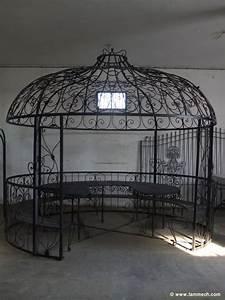 Gloriette En Fer Forgé : bonnes affaires tunisie art antiquit s vends ~ Premium-room.com Idées de Décoration