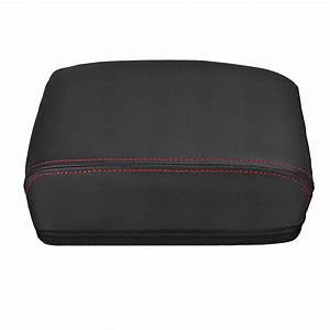 Pu Leather Car Armrest Console Seat Armrest Box Cover For