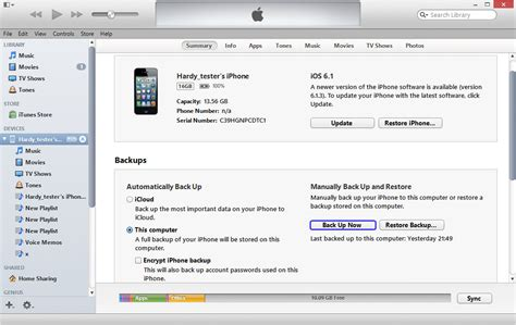how to backup iphone 5 how to back up notes on iphone ipod touch for free