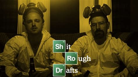 Here Are The Best (fake) Breaking Bad Rough Drafts