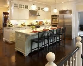 kitchen island galley kitchen design house