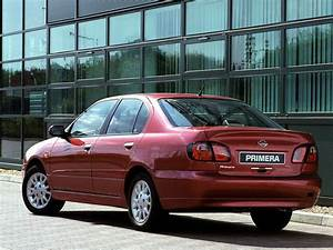 Nissan Primera Technische Daten Und Verbrauch