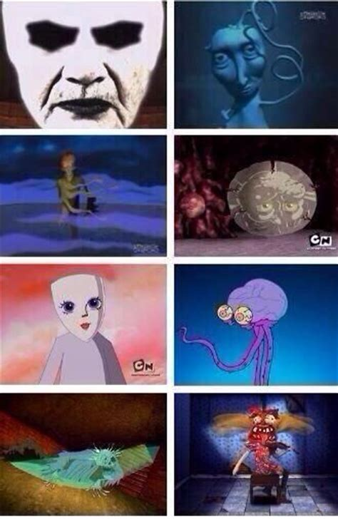 54 best images about Courage The Cowardly Dog on Pinterest
