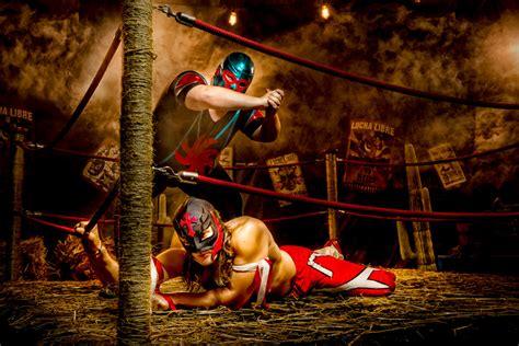 lucha libre daniel linnet photography linnetfotodaniel