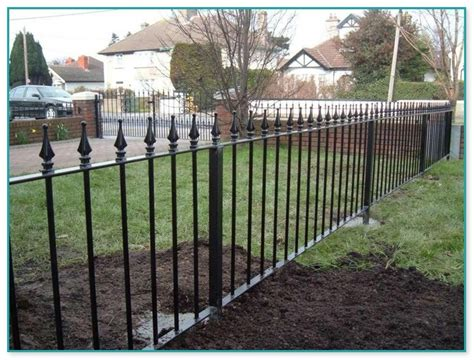 wrought iron fence cost top 28 iron fencing cost average cost of wrought iron fence 171 margarite gardens wrought
