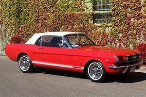 1965 FORD MUSTANG GT CONVERTIBLE - 181158