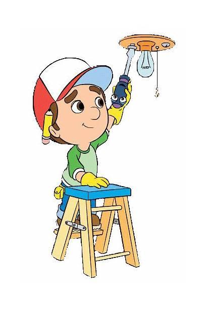 Manny Handy Herramientas Obra Handymanny Wikia