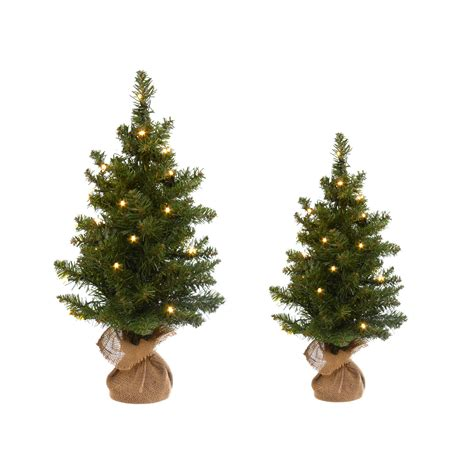 small christmas tree with led lights h 80 cm coincasa