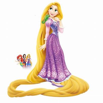 Rapunzel Redesign Fenixfairy Pascal Deviantart