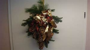 Weihnachtsgestecke Selber Machen : bastelideen f r weihnachten t rschmuck selber machen flora ~ Whattoseeinmadrid.com Haus und Dekorationen
