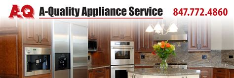 appliance repair  wheeling north suburbs  chicago residential  quality appliance service