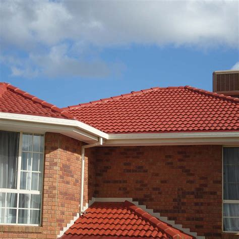 tile roof cost roof tile coat a solution to unsightly roofs at a
