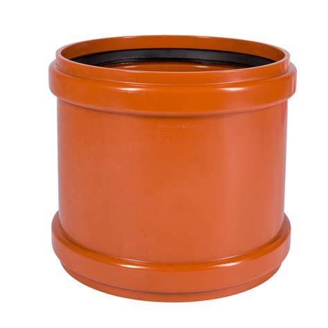 kg rohr muffe kg 220 berschiebmuffe dn 400 mm muffe doppelmuffe abwasserrohr