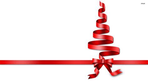 ribbon christmas tree wallpaper holiday wallpapers 1969