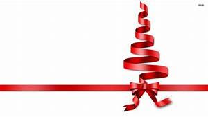 Ribbon Christmas tree wallpaper - Holiday wallpapers - #1969