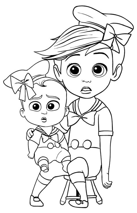 boss baby coloring pages  coloring pages  kids baby coloring pages coloring pictures