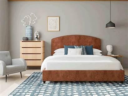 Interior Organic Cool Bedroom Dining Version