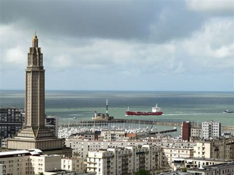 What To See And Do In Le Havre Normandy; Janine Marsh; The