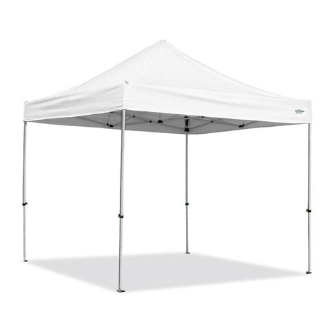 pop  white tent    polyester replacement wvent top white  denier undercover canopy