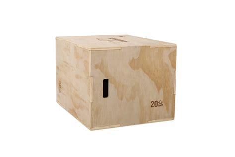 Pivot Fitness PM178 Wooden Plyo Box, for sale at Helisports.