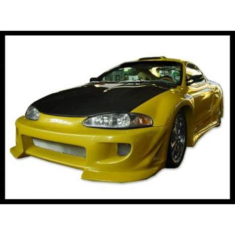 1997 Mitsubishi Eclipse Front Bumper by Front Bumper Mitsubishi Eclipse 1995 1997 Fast Furious