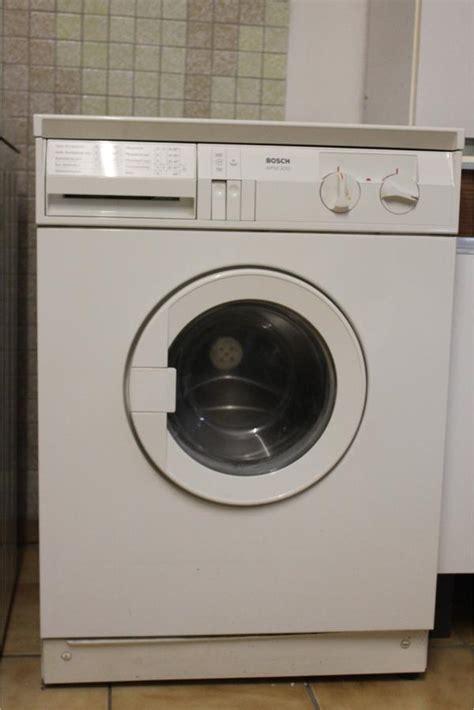 Waschmaschine Braucht Länger Als Angezeigt by Bosch Waschmaschine Wfm 3010 F 252 R Bastler Maschine Als