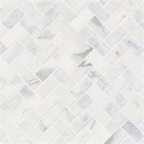 bathroom lighting ideas photos msi calacatta cressa herringbone honed marble mosaic tile