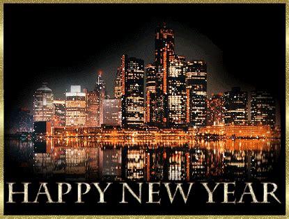 Hình động Chúc Mừng Năm Mới  Happy New Year đẹp Và Dễ Thương » Gamela9com