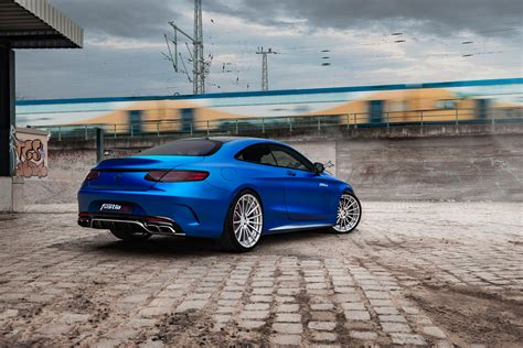 mercedes coupe mercedes amg s63 s coupe by fostla could challenge a lamborghini aventador s carscoops