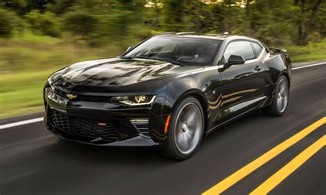 2018 Chevrolet Camaro First Drive Review Autonxt