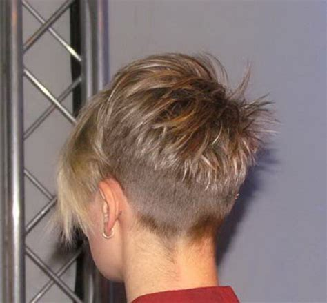 Back Of Pixie Hairstyles by Back View Of A Pixie Haircut