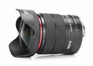 New Meike 6 3 5 Fisheye Manual Lens For Nikon And