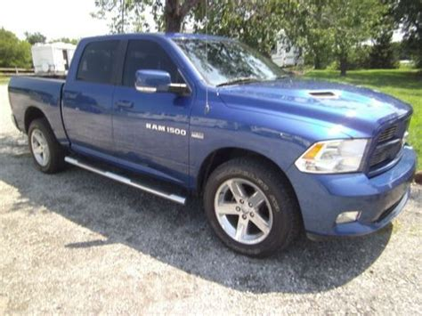 Buy Used 2011 Dodge Ram 1500 Slt Sport Crew Cab