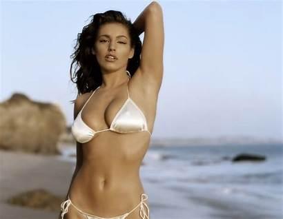 Bikini Brunette Ftopx Ftop Desktop Ru