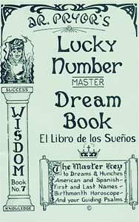 Dr Pryor's Lucky Number Master Dream Book And Other Luck