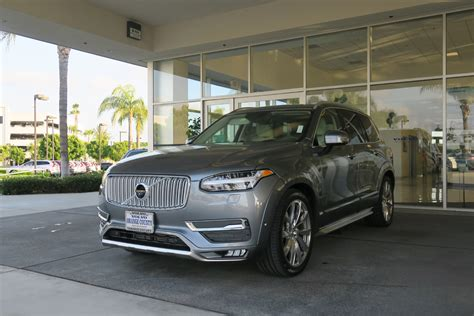 Test Drive Review 2016 Volvo Xc90 T6 Awd Inscription