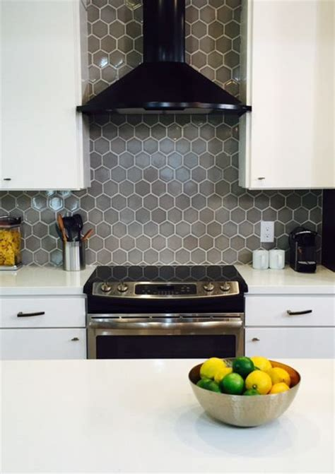 hexagon tile kitchen 17 best images about hexagon tiles in the kitchen on 1614