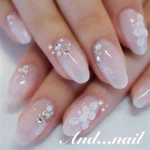 Best ideas about bridal nails on wedding manicure designs and